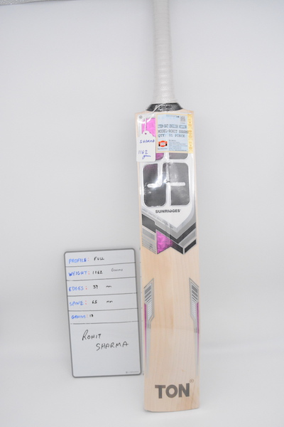Moeen Ali - Cricket Bat