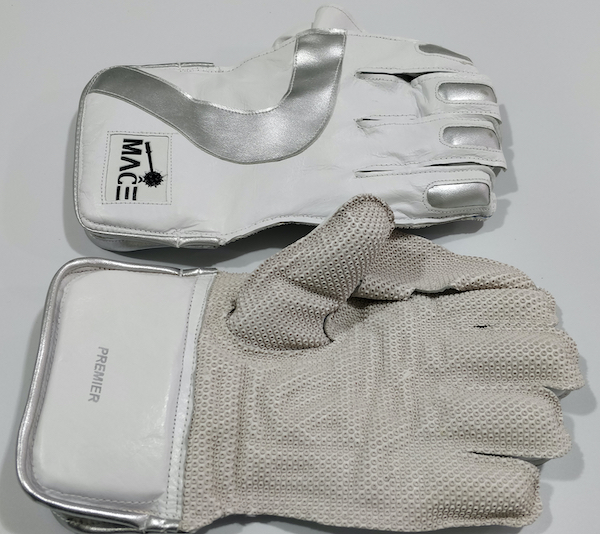 MACE Premier Wicket Keeping Gloves - Youth/Boys