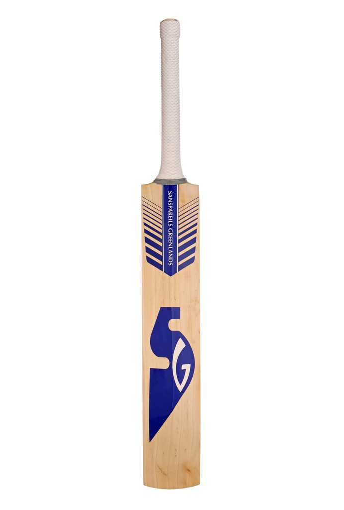 SG Slammer Classic Cricket Bat back