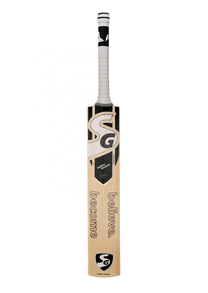 SG R17 Cricket Bat Back