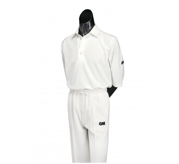 GM Premier Cricket Shirt - Long Sleeve