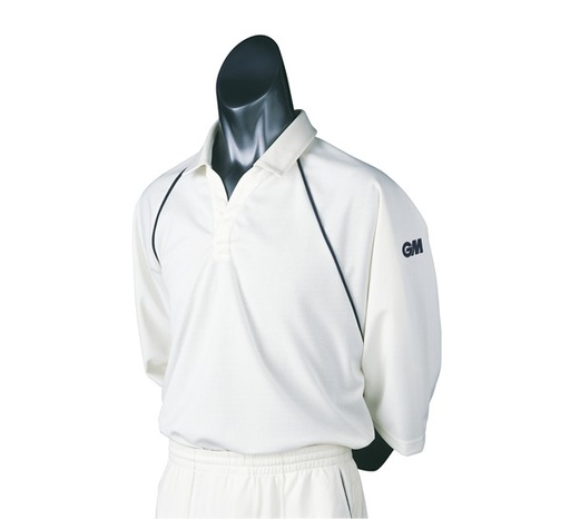 GM 5* Teknik Cricket Shirt - 3/4 Sleeve