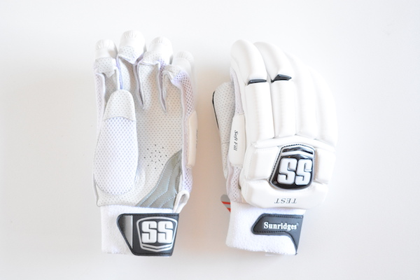 SS Test Pro Soft Fill Batting Cricket Gloves