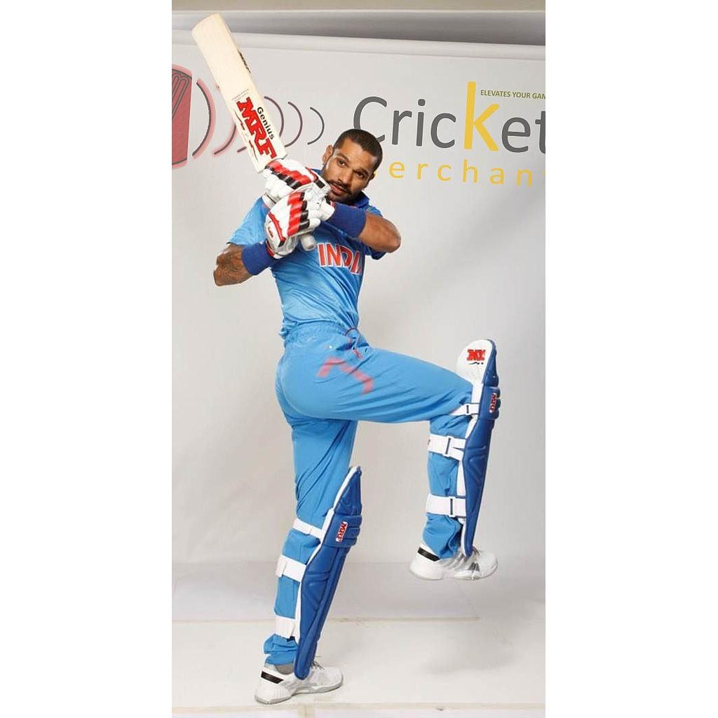 MRF UNIQUE Edition Cricket Bat - Shikhar Dhawan