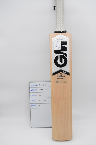 GM Icon F2 DXM Original Cricket Bat